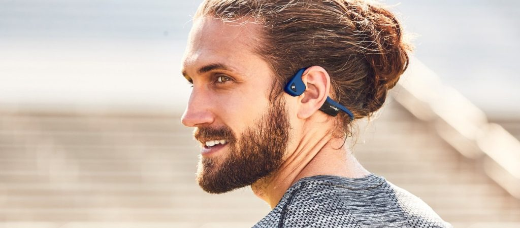 wired bone conduction headphones