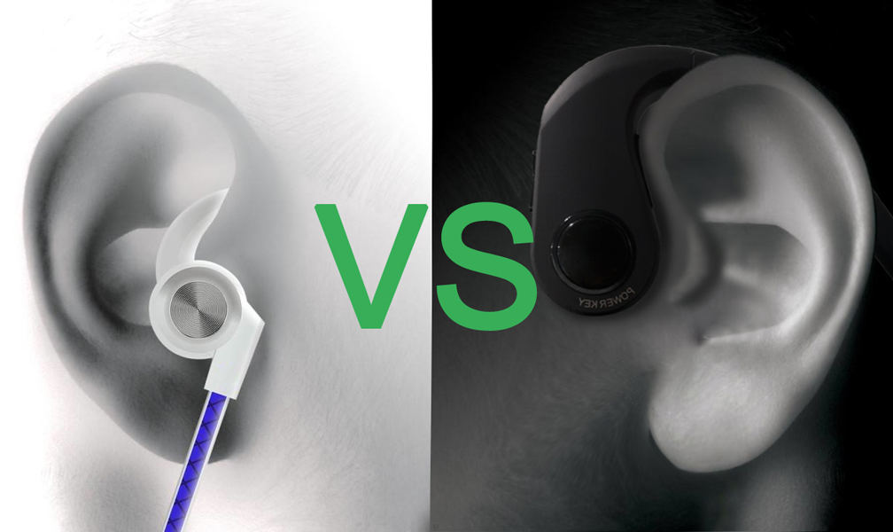 WIRED VS WIRELESS BONE CONDUCTION