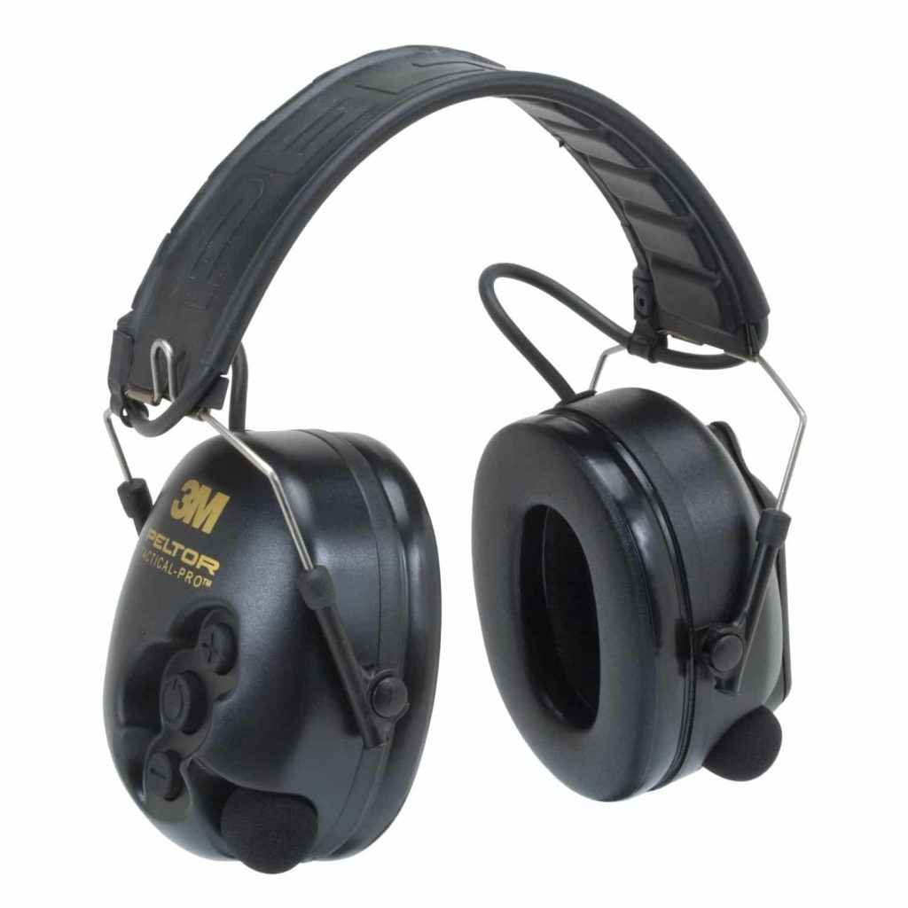 3M Peltor TacticalPro Communications Headset