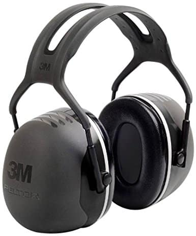 active noise cancelling hearing protection