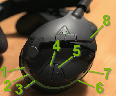 how to connect turtle beach stealth 600 to pc without adapter