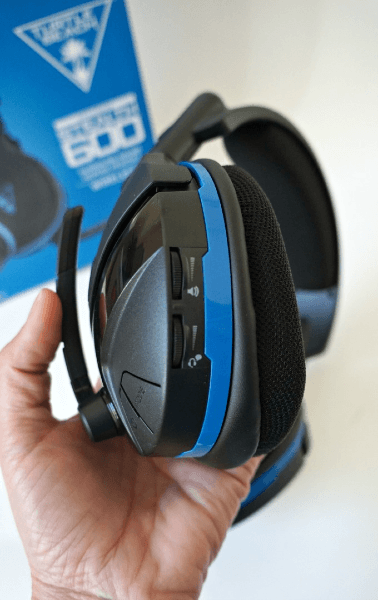 how to connect turtle beach stealth 600 to pc