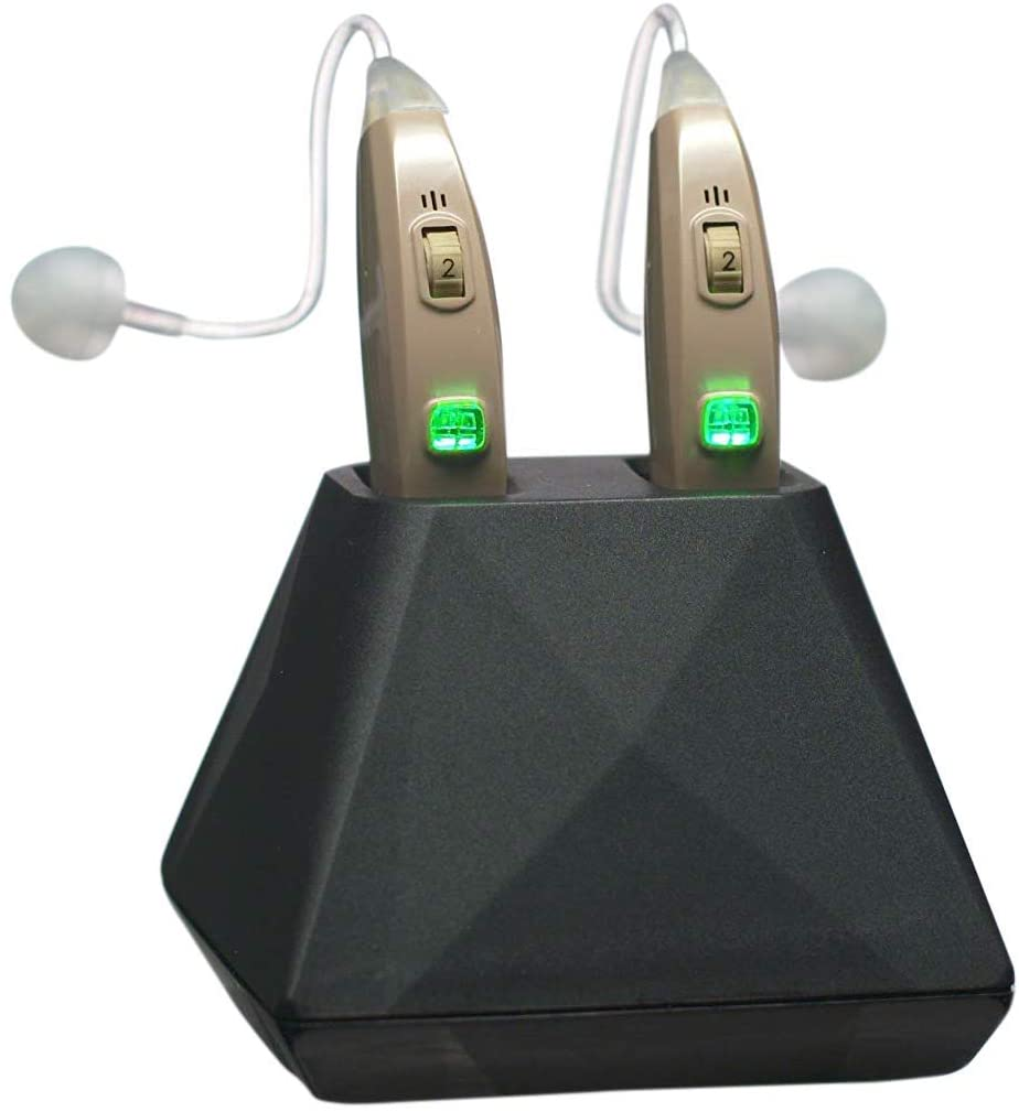 hearing assist hearing aids