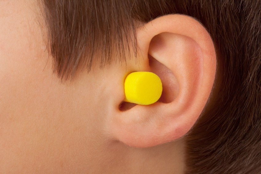 noise reducing ear plugs