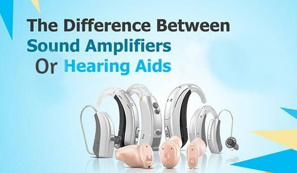 difference between hearing aid and hearing amplifier Type a message