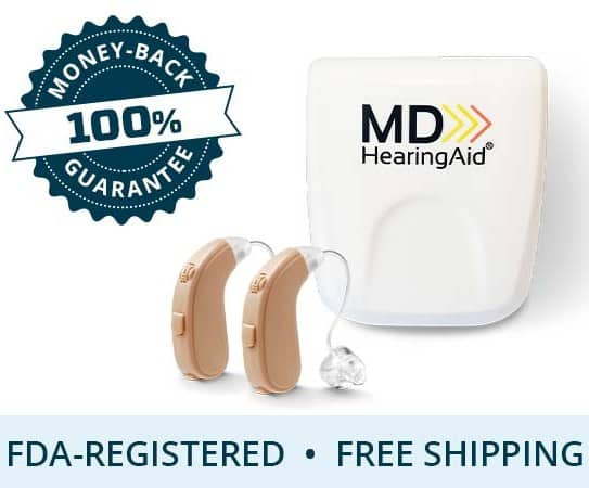 md volt hearing aid reviews