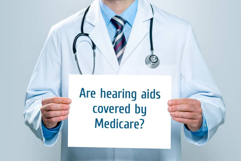medicare coverage hearing aid