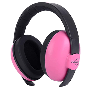 sound cancelling ear muffs