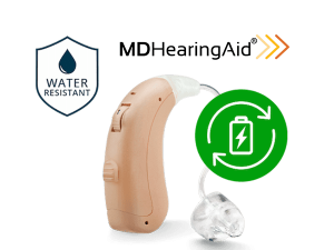 Md hearing aid