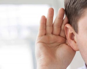 sudden hearing loss in one ear