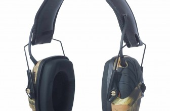Howard Leight Sport Sound Amplification Electronic Earmuff