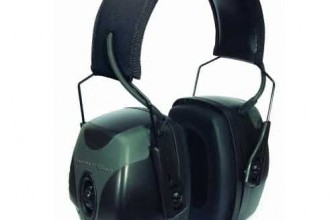 Howard Leight R01902 Impact Pro Sound Amplification Electronic Earmuff Review