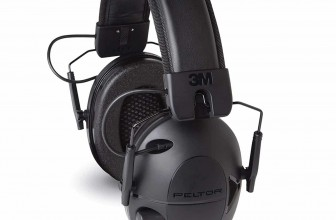 3M Peltor Tactical 100 Electronic Hearing Protector Earmuffs Review