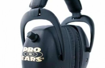 Pro Ears-Pro Mag Gold – Electronic  Shooting Range Ear Muffs Review