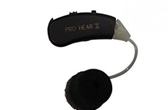 Pro Hear IV Behind the Ear (PH4BTE) Digital Hearing Device Review